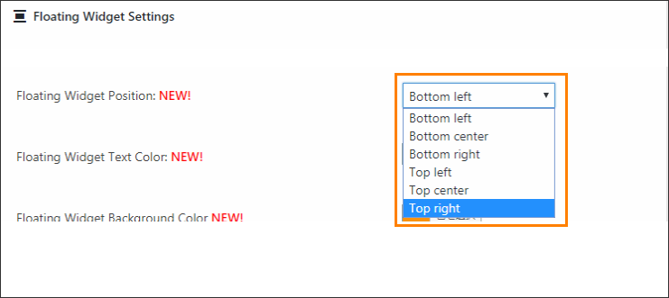 Google Language Translator - 翻訳ボタンの位置調整