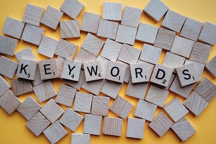 Search Meterプラグインでサイト内検索のキーワードを収集しているイメージ画像