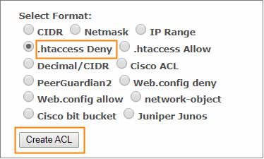 CIBP - 選択した国へのアクセス制限をかける .htaccess の作り方