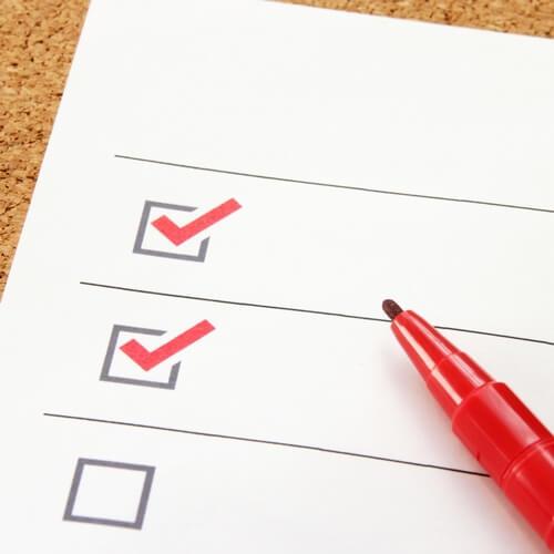 記事公開前にやっておくべき4つのToDoリスト