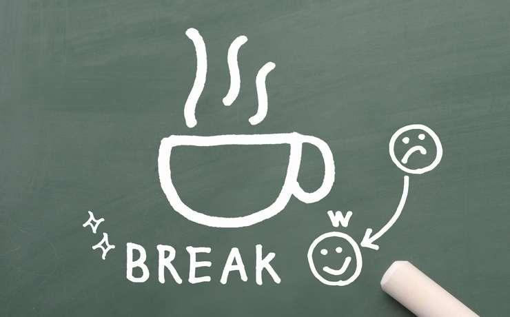 ブログのネタ切れ時はあえて何もしないのが一番、とりあえず休もう!