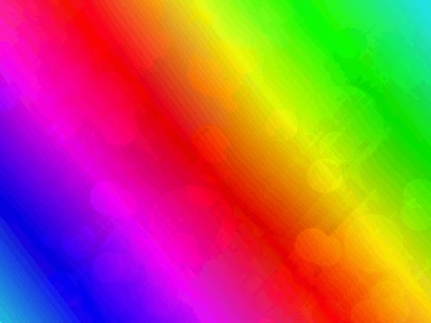 グラデーションやぼかしのある画像を8ビットで保存してしまうと、色抜けが発生してしまう